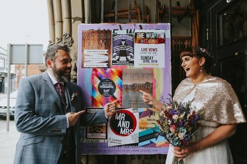 Alternative Weddings Manchester Stefanie Fetterman Hope Mill Theatre Matt Burgess Embee Photography (41)
