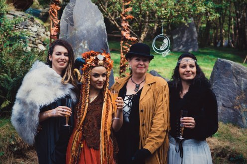 Stefanie Fetterman Humanist Ceremonies Alternative Weddings Manchester Dennis Badger Den Glanzig Photography Cae Mabon (239)