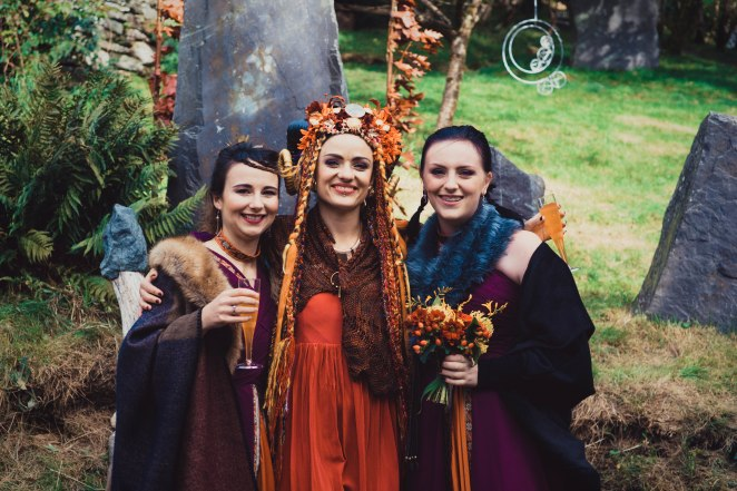 Stefanie Fetterman Humanist Ceremonies Alternative Weddings Manchester Dennis Badger Den Glanzig Photography Cae Mabon (242)