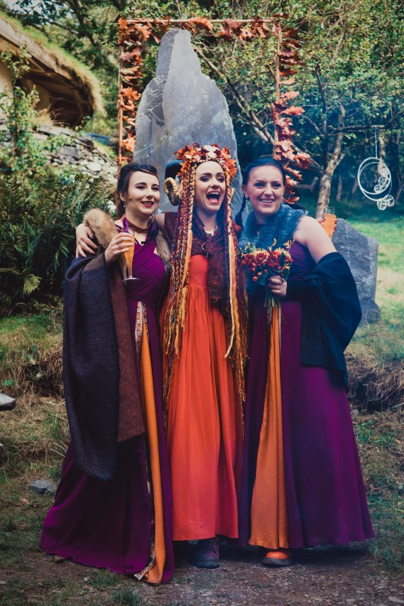 Stefanie Fetterman Humanist Ceremonies Alternative Weddings Manchester Dennis Badger Den Glanzig Photography Cae Mabon (245)