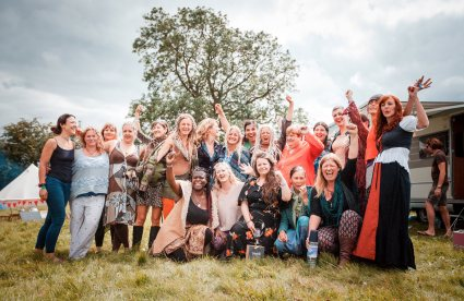 Nicola Hunter Photography Alternative Weddings Stefanie Fetterman Ceremonies (11)