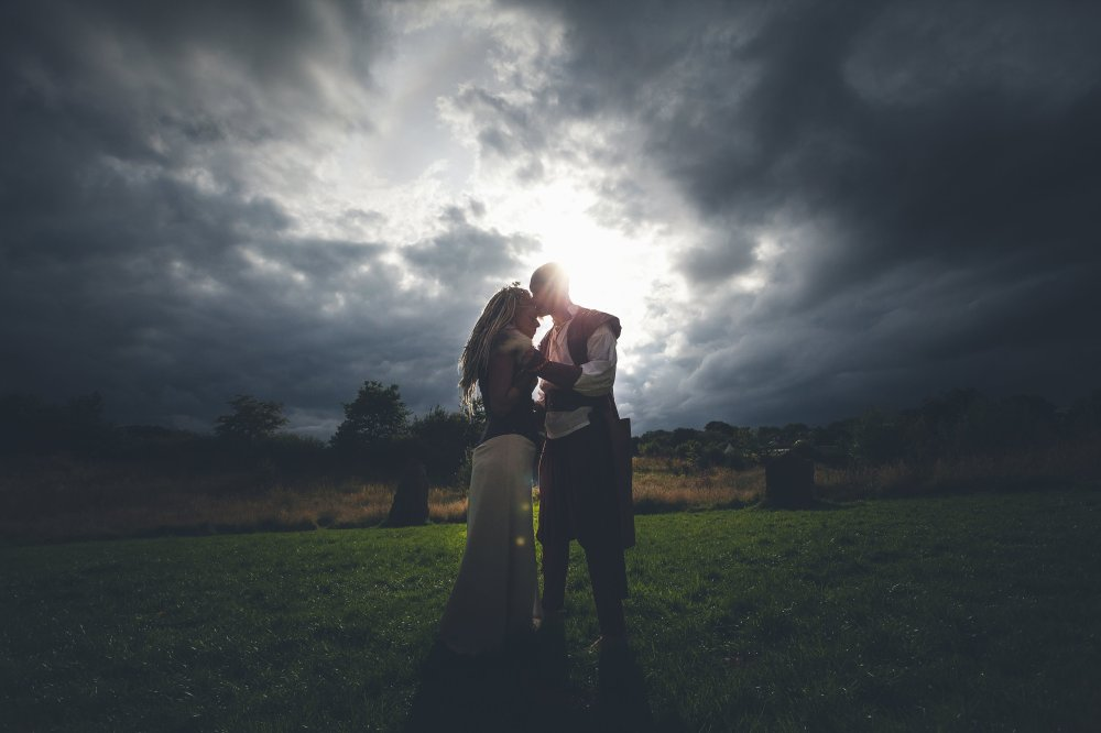 Nicola Hunter Photography Alternative Weddings Stefanie Fetterman Ceremonies (12)