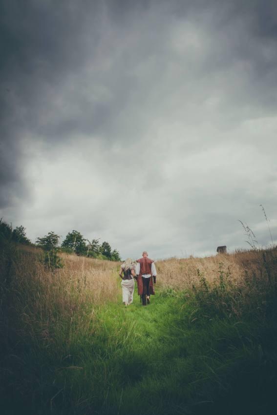 Nicola Hunter Photography Alternative Weddings Stefanie Fetterman Ceremonies (2)
