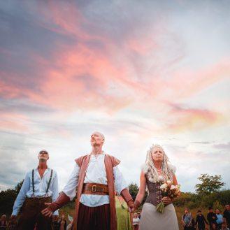 Nicola Hunter Photography Alternative Weddings Stefanie Fetterman Ceremonies (5)
