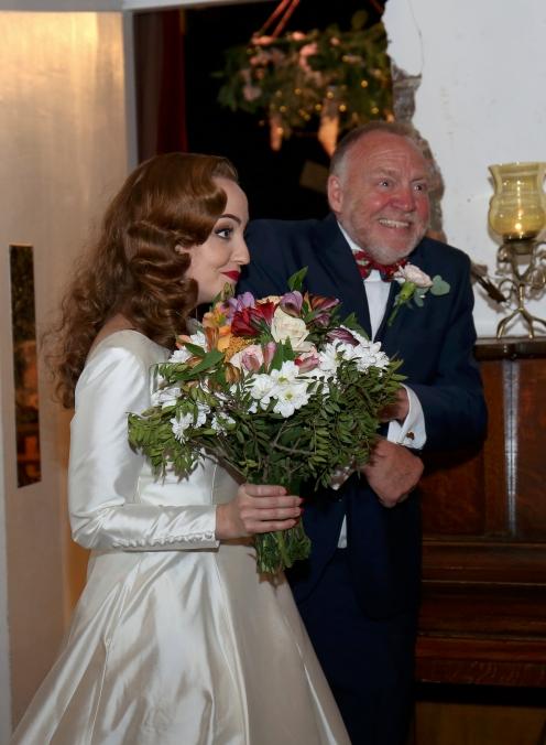 Stefanie Fetterman Ceremonies Alternative Weddings MDarlington Photography Hope Mill Theatre (3)
