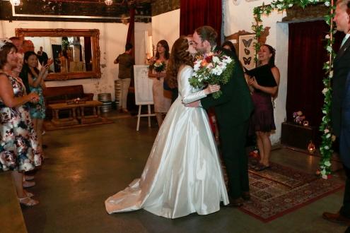 Stefanie Fetterman Ceremonies Alternative Weddings MDarlington Photography Hope Mill Theatre (4)