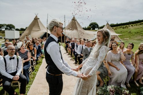 Ginger Beard Weddings Stefanie Fetterman Alternative Weddings (13)