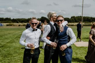 Ginger Beard Weddings Stefanie Fetterman Alternative Weddings (16)